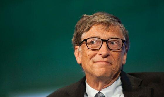 Билл Гейтс стабильно попадает в топ-3 самых богатых людей мира